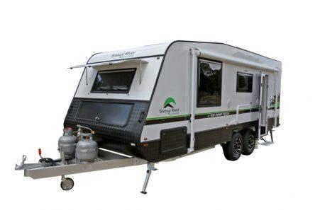 snowy river caravans for sale