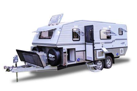 Bushtracker caravans for sale