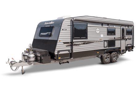 Traveller caravans for sale